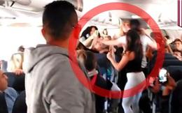 Máy bay phải bất ngờ hạ cánh vì vợ phát hiện chuyện vụng trộm của chồng