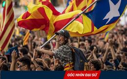 """Catalonia đòi độc lập: Thảm họa ngầm của Tây Ban Nha vì tình trạng """"ông chẳng bà chuộc"""""""