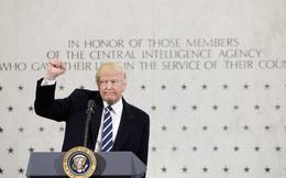 Ông Trump bất ngờ ủng hộ tình báo Mỹ