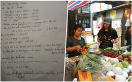Cao thủ chi tiêu Hà Nội chỉ 3 triệu/tháng cho nhà 5 người khiến chị em giật mình thảng thốt