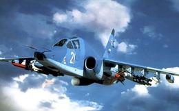 """Sức mạnh đáng sợ của """"cường kích số 1 thế giới"""" Su-39 Frogfoot"""