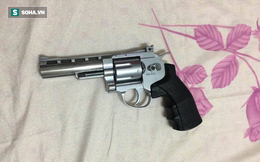 Bị kiểm tra hành chính, nam thanh niên rút súng bắn công an ở Khánh Hoà
