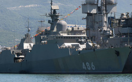 Hình ảnh mới nhất của tàu Gepard Việt Nam trên đường về nước