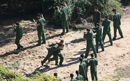 """Báo Nhật: Lính Trung Quốc đang tập nói """"Đứng yên, không tôi bắn"""" bằng tiếng Triều Tiên"""