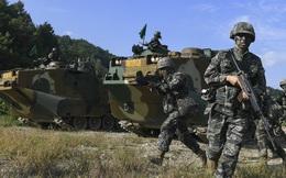 """Nếu bán đảo Triều Tiên nổ ra chiến tranh, Hàn Quốc và vùng Đông Bắc TQ sẽ bị """"nuốt trọn"""""""