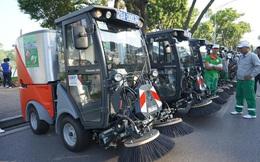 Hà Nội sẽ dùng 140 xe hút rác để tiết kiệm 70 tỷ đồng tưới đường mỗi năm