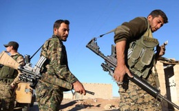 Mỹ bắt đầu chuyển vũ khí cho lực lượng người Kurd ở Syria
