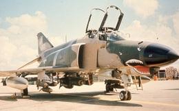 Vì sao trong số chiến lợi phẩm thu được của VNCH không có tiêm kích F-4?