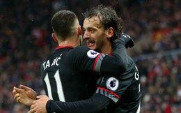 Premier League vòng 25: Sunderland 0-4 Southampton