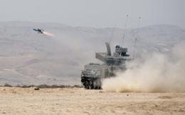 Israel phản đòn, tấn công Quân đội Syria bằng tên lửa Spike, phá hủy 1 khẩu đội pháo