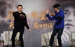 """Quá hâm mộ Châu Tinh Trì, tỷ phú Jack Ma đã nói 1 một câu """"kinh điển"""""""