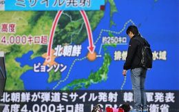 Cơ trưởng máy bay Hàn Quốc nhìn thấy vệt sáng nghi tên lửa Triều Tiên