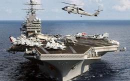 Mỹ điều siêu tàu sân bay tới châu Á-Thái Bình Dương