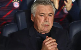 Chính thức: Bayern Munich sa thải Carlo Ancelotti