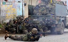 Philippines: Chiến sự ác liệt, chính phủ tăng binh, phiến quân tiếp cận trụ sở quân đội