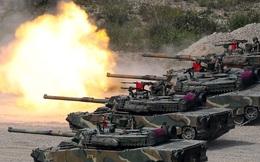 Triều Tiên vừa thử xong tên lửa, các cường quốc tức tốc tập trận như đại chiến