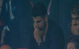 """Diego Costa bưng mặt thất vọng trong khoảnh khắc Atletico bị Chelsea """"kết liễu"""""""