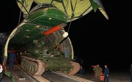 Xe tăng T-90S hiện đại về Việt Nam bằng cầu không vận xuyên lục địa?