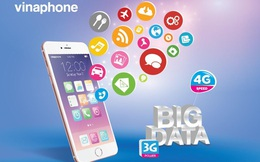 VinaPhone ra mắt gói cước 3G, 4G rẻ nhất thị trường