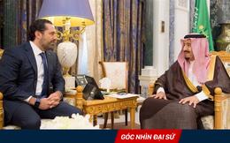 """Mở """"chiến địa mới"""" Lebanon đối phó Iran, Ả rập Xê út tự đặt mình vào thế bị động?"""