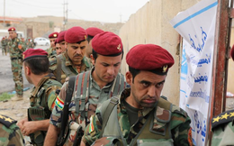 """Phiếu thuận áp đảo tại trưng cầu đòi độc lập của người Kurd, Trung Đông bên bờ """"đại chiến"""""""