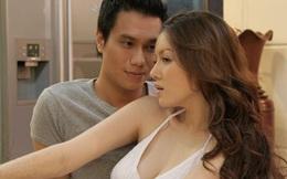 Dàn người tình màn ảnh xinh đẹp, gợi cảm đóng cảnh yêu đương với Việt Anh