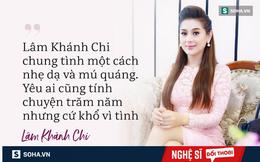 """""""Gia đình chàng cầu thủ bóng đá xem Lâm Khánh Chi như con dâu thực sự..."""""""
