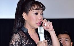 [TRỰC TIẾP] Việt Hương khóc, kể về chuyện tình với nghệ sĩ Tiết Cương và Cao Minh Đạt