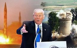 Yonhap: Nếu Triều Tiên có ICBM, ông Trump có thể ra lệnh phong tỏa đường biển