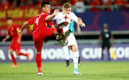 Tại sao U20 Việt Nam không được penalty khi bóng chạm tay cầu thủ U20 New Zealand?