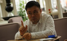 """Ông """"trùm"""" chứng khoán Việt khuyên khởi nghiệp cần... giữ bí mật"""