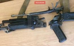 Tai nạn hi hữu: Súng AK-74 nổ tung khi đang bắn