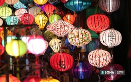 Vẻ đẹp của đèn lồng Hội An - quà tặng đặc biệt dành cho Bộ trưởng Tài chính APEC