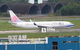 Loạt máy bay chở các quan chức cấp cao kinh tế-ngoại giao dự APEC đáp xuống Đà Nẵng