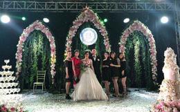 Cận cảnh đám cưới xa hoa bậc nhất Hải Phòng khiến dân mạng trầm trồ