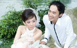 """Ảnh cưới 6 năm trước của """"hoa hậu hài"""" Thu Trang và Tiến Luật"""