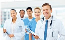 """Làm việc trong ngành y để có mức lương """"khủng"""""""