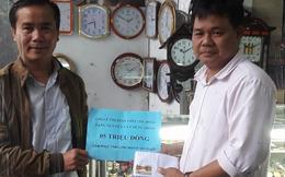 Anh thợ sửa đồng hồ và câu chuyện cứu người trong mưa bão  gây xúc động