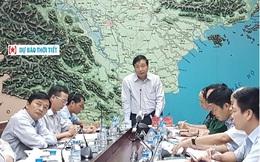 Khẩn cấp chống bão số 10, thống kê ngay thiệt hại ban đầu báo cáo Thủ tướng