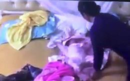 Công an tạm giữ người giúp việc bạo hành dã man bé hơn 1 tháng tuổi ở Hà Nam