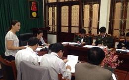 Công an Sơn La thông tin chi tiết việc bắt tạm giam 2 PGĐ Sở cùng 15 cán bộ