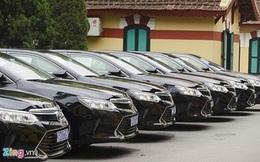 Hà Nội sẽ không bố trí dự toán ngân sách mua xe công
