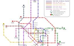 Phó TGĐ Ban quản lý nhắn tin xin lỗi tác giả bản đồ ga đường sắt Cát Linh - Hà Đông
