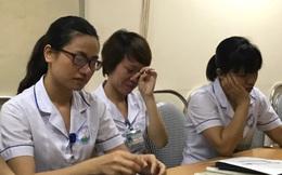 Bác sĩ bệnh viện đa khoa Hòa Bình rơi nước mắt khi biết tin bác sĩ Lương được tại ngoại