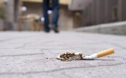 Vứt mẩu thuốc lá ra đường, 5 người dân ở quận Hoàn Kiếm bị phạt hơn 3,7 triệu đồng