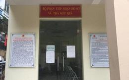Chủ tịch phường Văn Miếu lên tiếng về việc camera hôm xảy ra vụ xin giấy khai tử bị hỏng