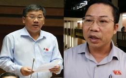 Đại biểu Quốc hội giơ biển tranh luận khi nói về vụ Đồng Tâm