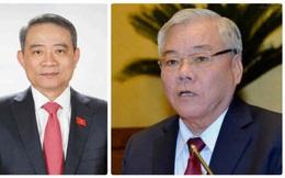 Nhân sự nào sẽ thay thế ông Trương Quang Nghĩa, Phan Văn Sáu?