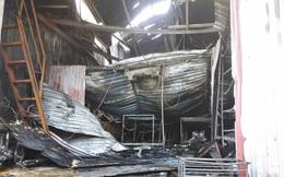 Nguyên nhân ban đầu vụ cháy xưởng khiến 8 người chết ở Hà Nội