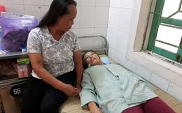 Hà Nội: Vì mâu thuẫn, chị gái bị em trai cầm xẻng đánh chấn thương sọ não